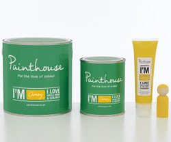 Painthouse tin sizes