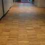 Auro 125 was used to finish this Oak floor at the NABU offices (the floor is maintained with Auro 431 Natural Beeswax Floor Cleaner). Close up of the wooden Oak Floor.