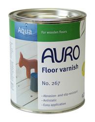 Auro 267 Natural Floor Varnish (750ml).