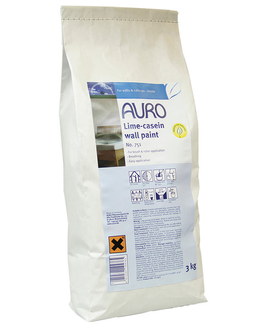 Auro 751 Casein Paint Powder (3Kg)
