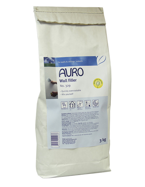 Auro 329 Natural Wall Filler Powder (3Kg)