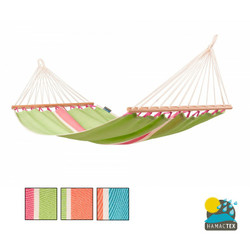 Fruta Spreader bar Hammock from La Siesta. Weather Resistant Hammock. Available in 3 colour choices