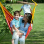 Sonrisa Mandarine - Weatherproof Basic Hammock Chair - suspended from tree.