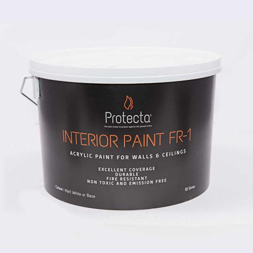 Protecta Interior Paint FR-1 10L