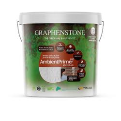 Graphenstone Ambient Primer L42 (15l) for use with photocatalyic paints and under Graphenstone's AmbientPro+ Premium paint range.