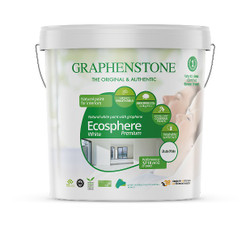 Graphenstone Ecosphere (15L) CO2 absorbing paint (interior paint).