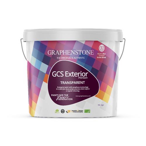 Graphenstone Colour Exterior (15L)