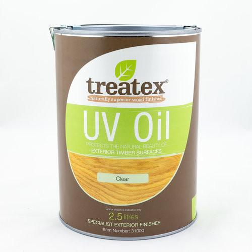 Treatex UV Oil - exterior UV protection oil 1L