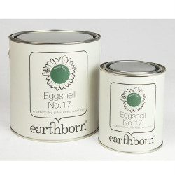 Earthborn Eggshell No. 17
