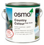 Osmo Country Colour available in 19 colours for interior and exterior wood (2.5l tin).