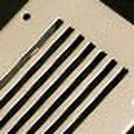 20 X 14 Bronze Series Return Air Filter Frame Vent