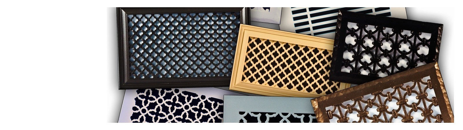 Elegant & Durable Vent Covers