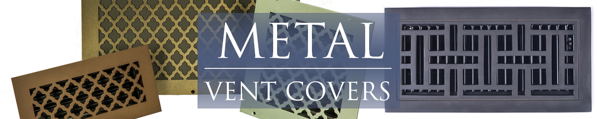 Metal Vent Covers