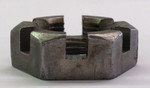1'' Trailer Castle Style Spindle Nut side View