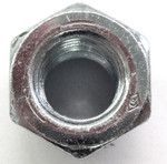 "Replacement Zinc Lugnut   1/2"" -20 x 13/16"""