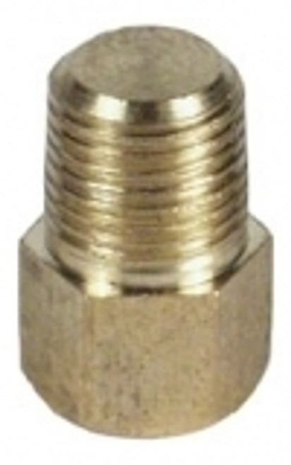 "Kodiak 1/8"" NPT Brass Pipe Plug"