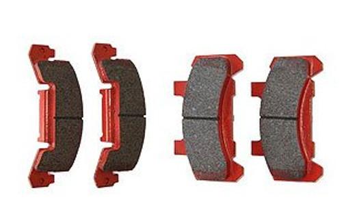 KODIAK Disc Brake Pads (Sold in Axle Sets)
