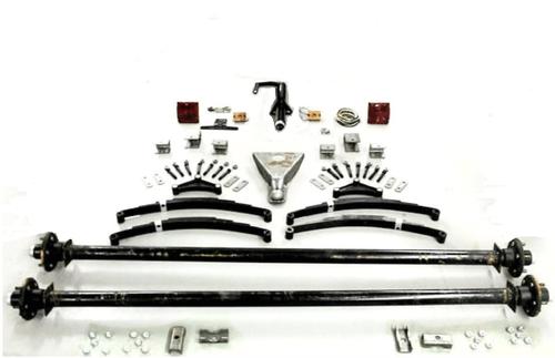 "73"" Tandem Trailer Parts Kit-6,000 Axles"
