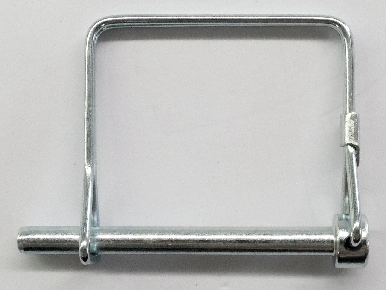 Coupler Latch Pin : Trailer coupler saftey locking pin