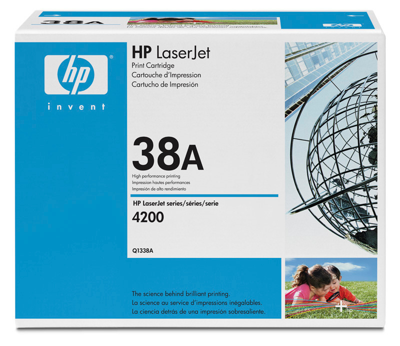 10pk Q1339A Black Toner Cartridge for HP 12,000 Pages Yield