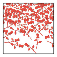 RED ROSE CONFETTI