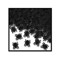 SPIDER CONFETTI