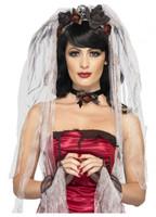 Womens Halloween bride