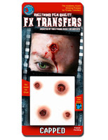 CAPPED FX TRANSFERS