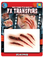 SLASHED 3D FX TRANSFERS