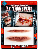 CUT THROAT 3D FX TRANSFERS