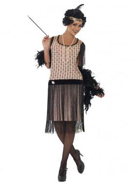 Flapper 1920s costume