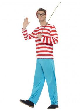 Wheres Wally costume australia
