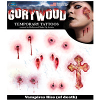 VAMPIRE KISS TATTOOS
