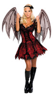 Vampire Fairy fancy dress