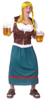 BAVARIAN BEAUTY ADULT COSTUME