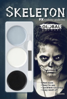 global costume makeup kit
