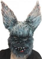 furry rabbit mask