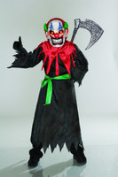 Scary Clown kids Halloween costume