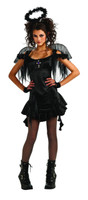 Gothic angel Halloween costume