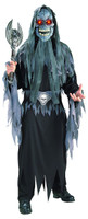 evil eye skull scary Halloween costumes australia