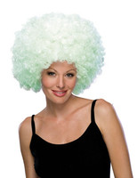 disco afro wig