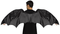 BLACK DRAGON WINGS COSTUME