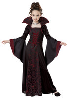 Girls Vampire fancy dress