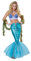 Mermaid costume online