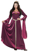 Medieval Queen fancy dress