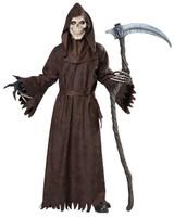 Halloween reaper costume