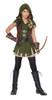 Girls Robin Hood fancy dress
