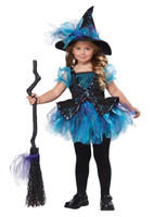Girls witch costume australia
