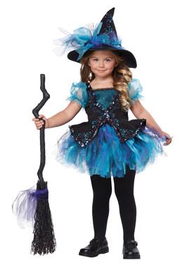 Girls witch costume australia