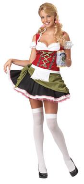 Bavarian womens costume